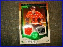 15/16 Artifacts Wayne Gretzky Base Dual Jersey Patch Stick /25 WOW RARE