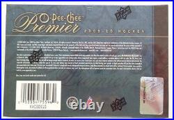 2009-10 Upper Deck O-Pee-Chee Premier Hockey HOBBY Pack (RC Auto Patch Jersey)