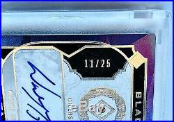 2019-20 UD Black Diamond WAYNE GRETZKY AUTO 11/25 Gemography Oilers Autograph