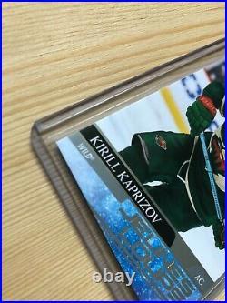 2020-21 Upper Deck KIRILL KAPRIZOV Young Guns YG Rookie RC French #451 READ