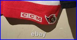 CCM Center Ice Jersey Ottawa Senators Alexei Yashin #19 NHL Hockey Jersey 90s