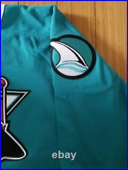 CCM Center Ice San Jose sharks vintage NHL Hockey Jersey XXL