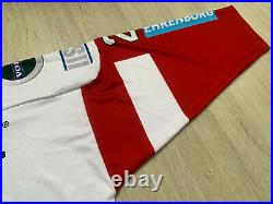 Frölunda HC Sweden Game Worn Issued Ice Hockey Jersey BAUER XL #2 Johannesen