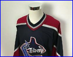 Koho Vancouver Canucks Mens Ice Hockey Team NHL Jersey Size XL Canadian Import