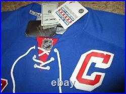 NEW! Reebok NEW YORK RANGERS jersey #68 JAGR oldschool vintage shirt NHL ccm