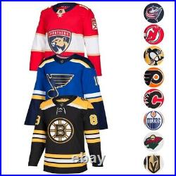 NHL Adidas Men's Authentic Player On-Ice Pro Jersey Collection