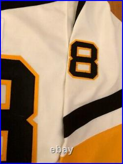 Pittsburgh Penguins Jaromir Jagr CCM Sz. 44 CCM Hockey Jersey Center Ice