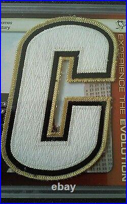 Pittsburgh Penguins SIDNEY CROSBY JERSEY Card PATCH SP GEM 1/1 Stanley Cup