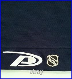 Rare Pro Player Authentic Center Ice Ny Rangers Liberty Head Hockey Jersey