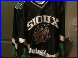 Rare UND Fighting Sioux Jersey