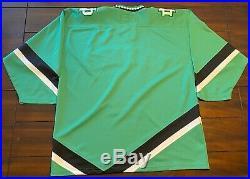 Rare Vintage Bauer Nike CCM North Dakota Fighting Sioux Hockey Jersey