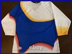 Rare Vintage CHL Austin Ice Bats Hockey Jersey