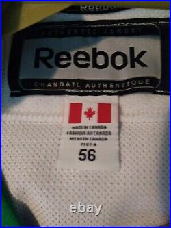 Reebok Authentic North Dakota Fighting Sioux Jersey Size 56