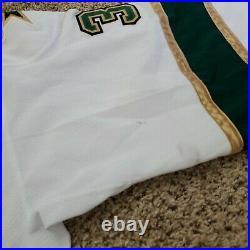 Reebok Iowa Stars Tobias Stephan Signed Authentic Ice AHL Hockey Jersey Size 58
