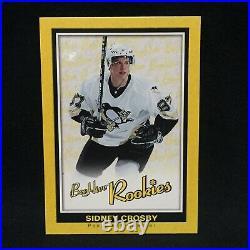 Sidney Crosby Penguins 2005 06 05 Upper Deck Bee Hive Beehive Rookie Card #101