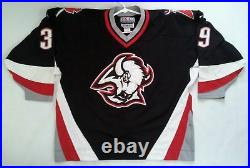 Vintage CCM Center Ice Buffalo Sabres #39 Hasek Authentic Hockey Jersey Size 54