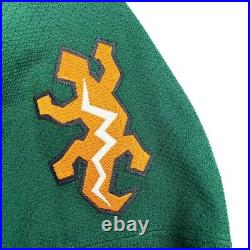 Vtg nwt rare phoenix coyotes 3rd alt authentic on ice Koho hockey jersey size 48